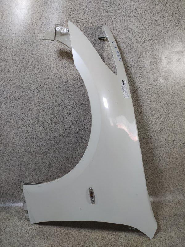 Крыло Nissan Skyline V36 2007 переднее левое