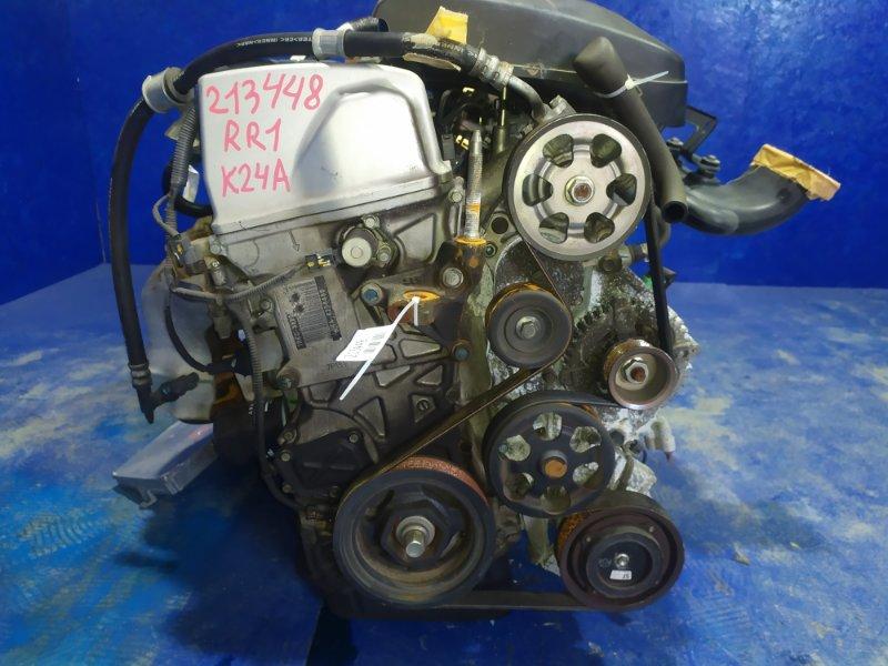 Двигатель Honda Elysion RR1 K24A VTEC 2007