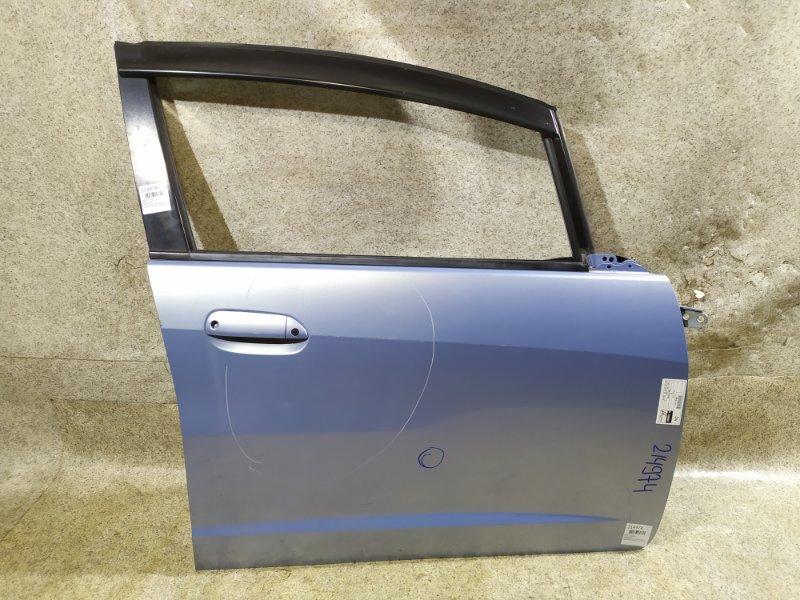 Дверь Honda Fit GE6 2007 передняя правая