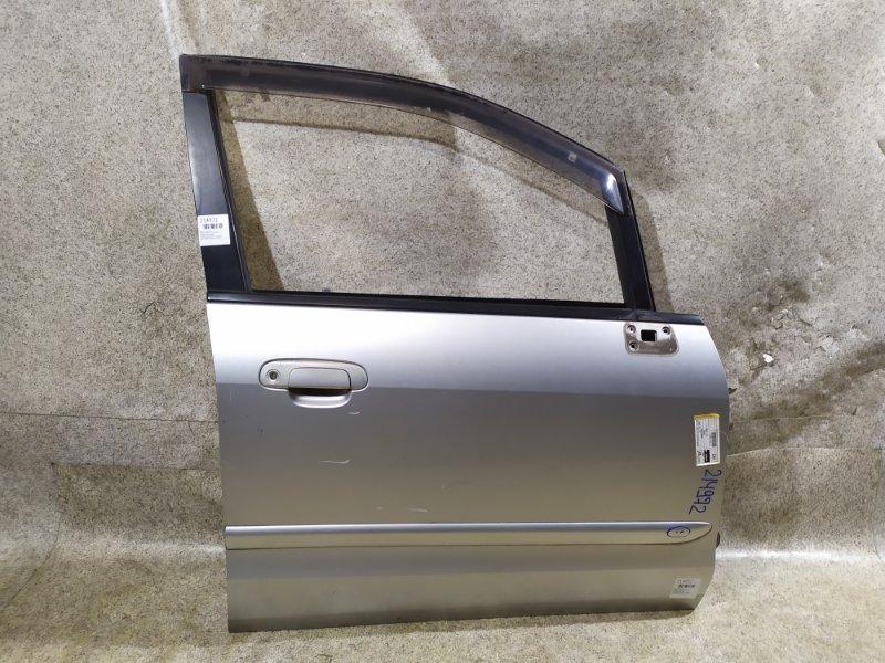 Дверь Mazda Premacy CP8W 2003 передняя правая