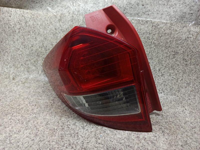 Стоп-сигнал Subaru Trezia NCP120X 2012 задний левый