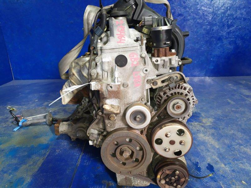 Двигатель Honda Mobilio GB2 L15A 2006