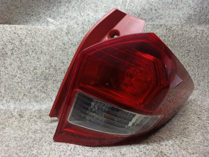 Стоп-сигнал Subaru Trezia NCP120X 2012 задний правый