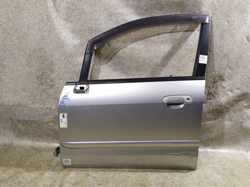 Дверь Mazda Premacy CP8W 2003 передняя левая