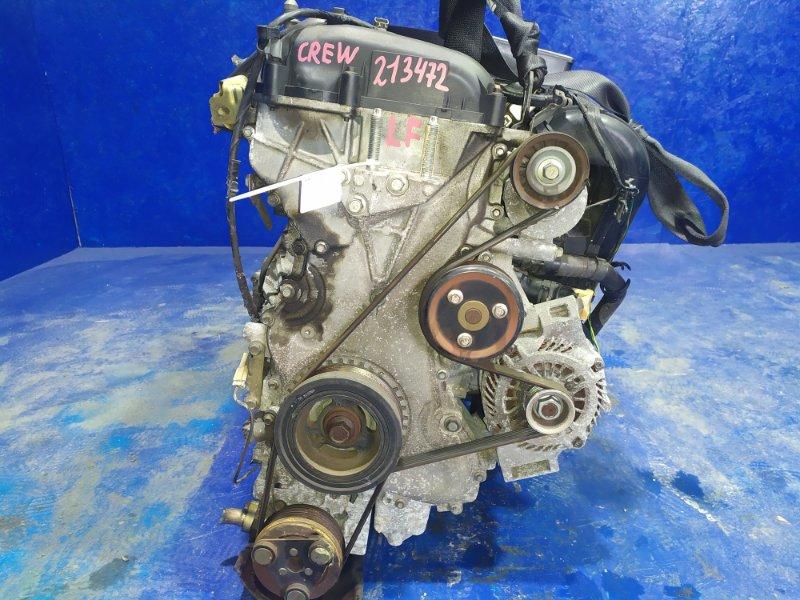 Двигатель Mazda Premacy CREW LF 2005