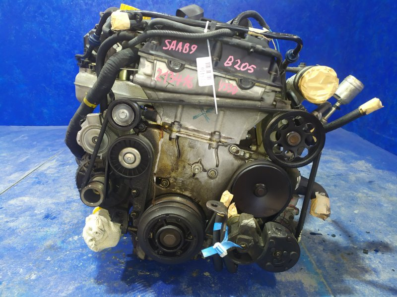 Двигатель Saab 9-3 YS3D B205 2001