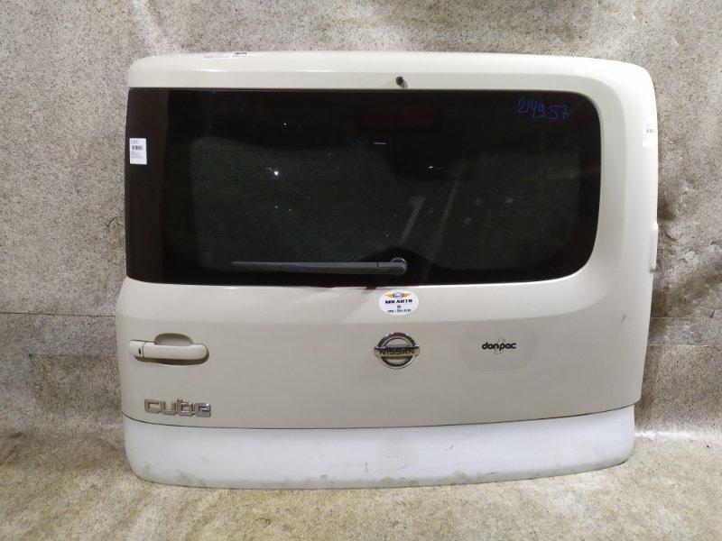 Дверь задняя Nissan Cube BZ11 2003