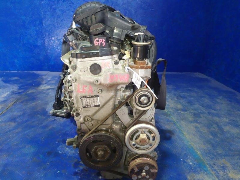 Двигатель Honda Freed GP3 LEA 2008
