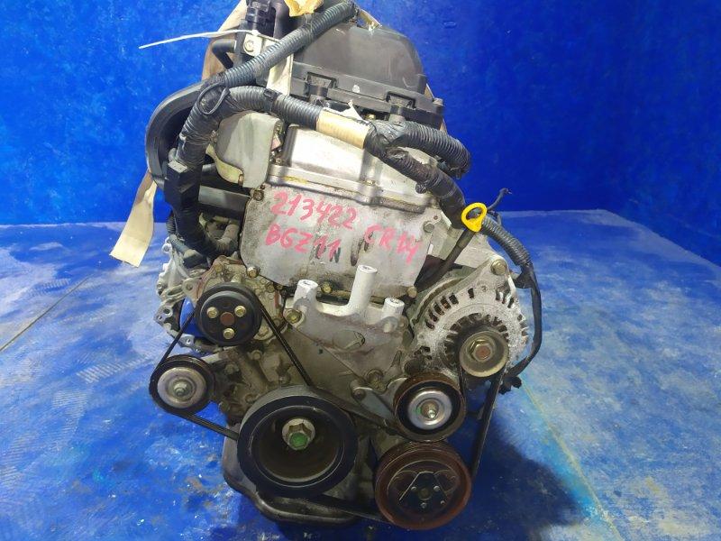 Двигатель Nissan Cube BGZ11 CR14DE 2003