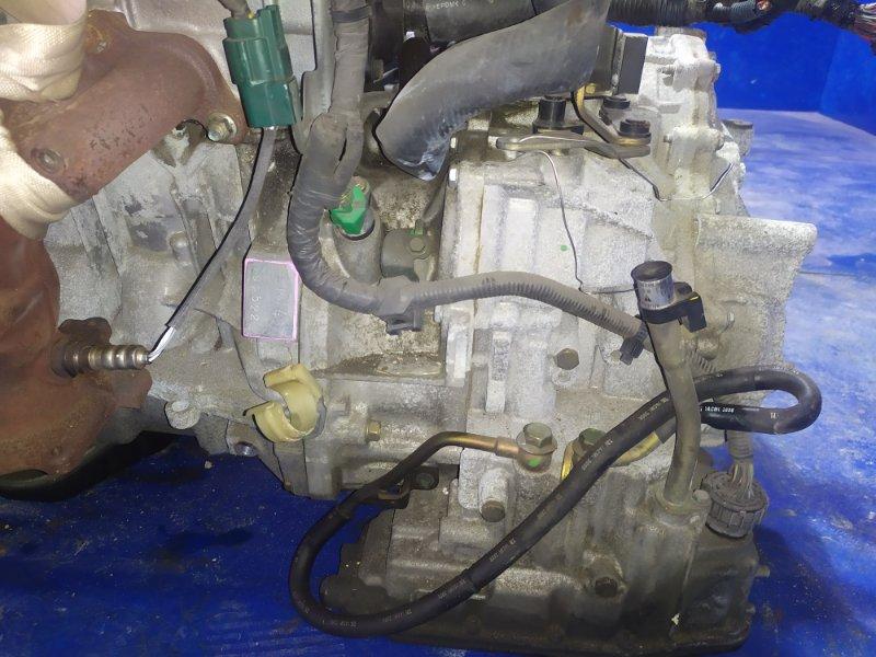 Акпп Nissan Cube BGZ11 CR14DE 2003