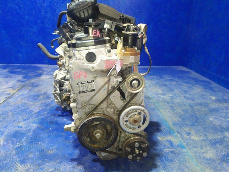 Двигатель Honda Freed GP3 LEA 2011
