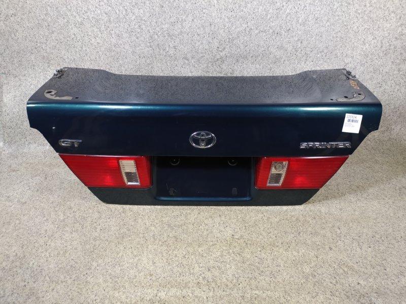 Крышка багажника Toyota Sprinter AE111