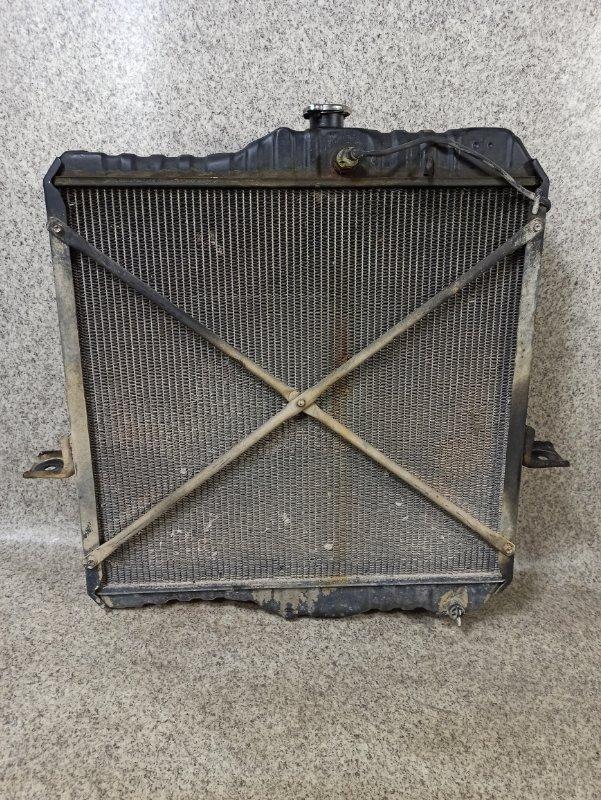 Радиатор основной Nissan Condor CM87HE FE6 1991