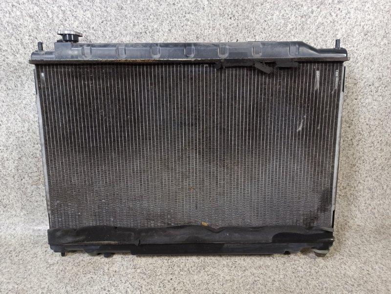 Радиатор основной Nissan Presage TU31 QR25DE 2003