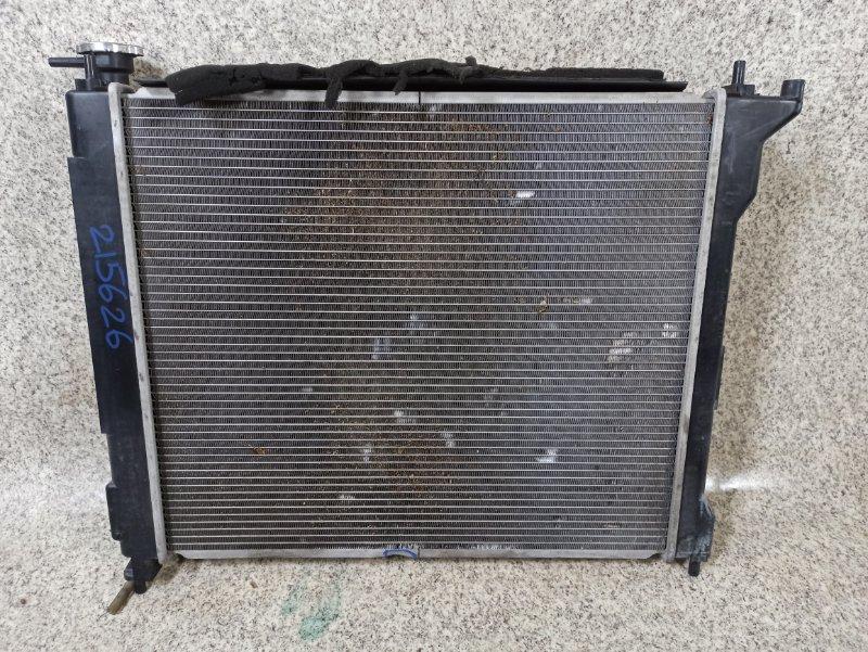 Радиатор основной Nissan Lafesta B30 MR20DE 2009