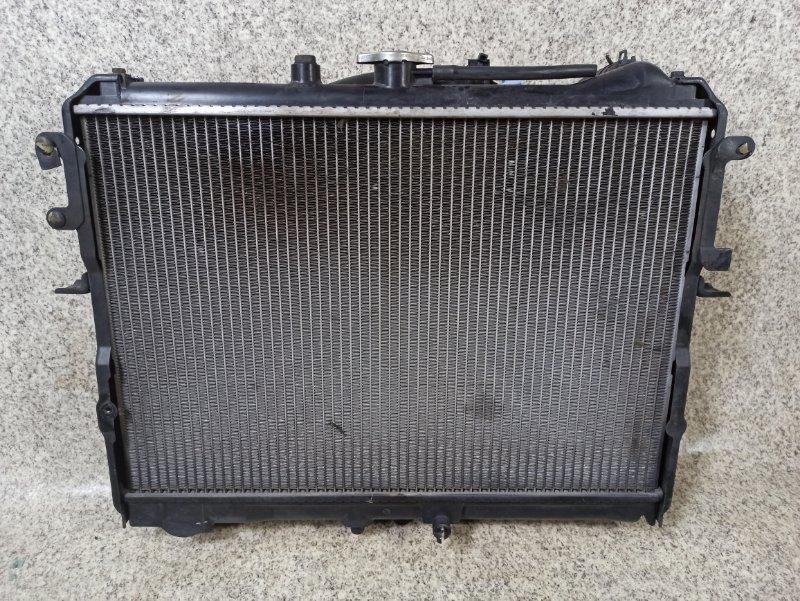 Радиатор основной Mazda Bongo SE28T R2 1998