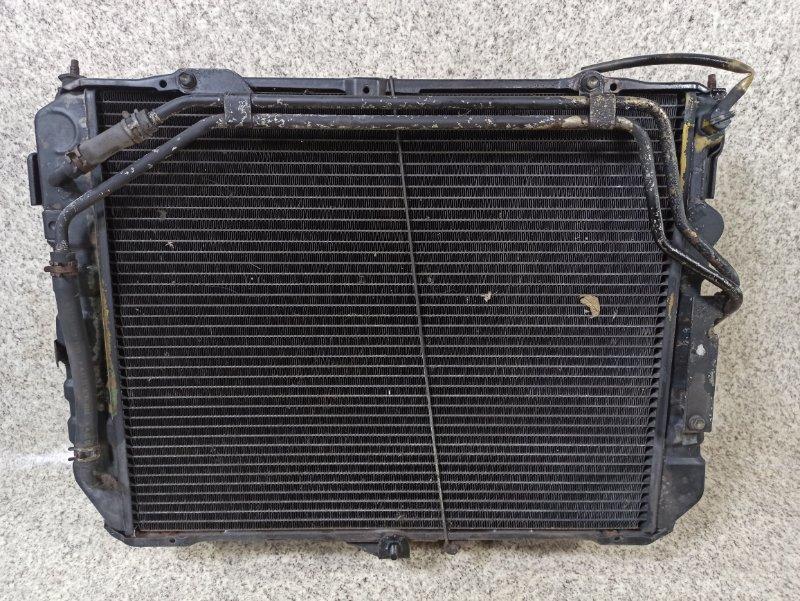 Радиатор основной Toyota Hiace LH103 3L 1997