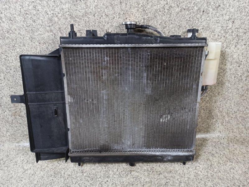 Радиатор основной Nissan Cube BZ11 CR14 2004