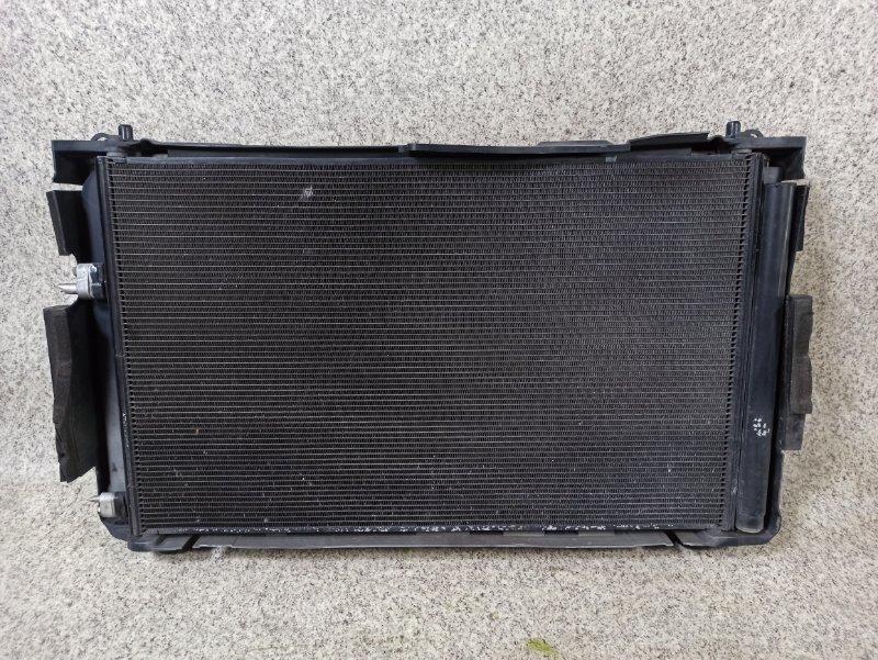 Радиатор основной Toyota Estima ACR50 2AZ-FE 2007