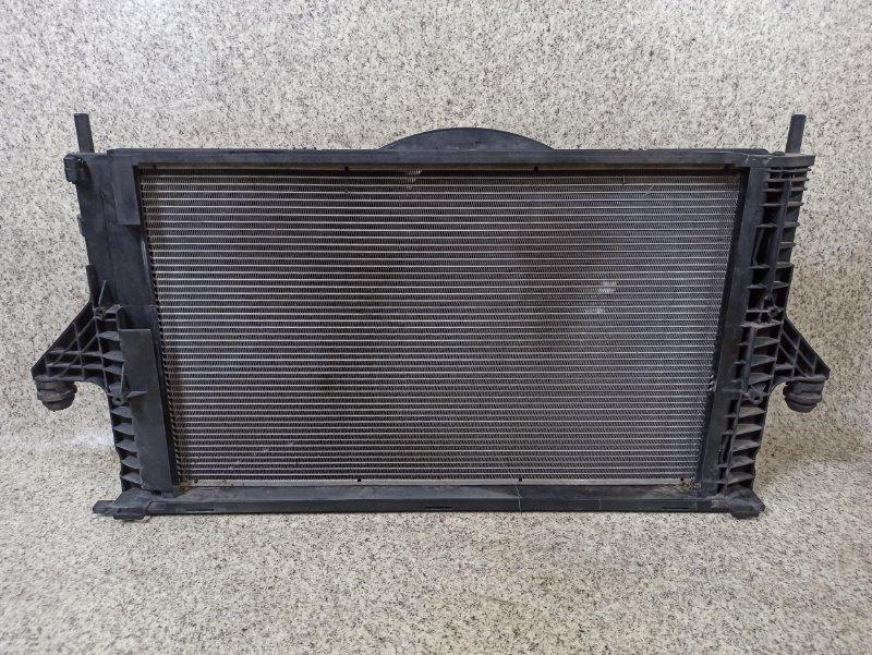 Радиатор основной Volvo V50 MW43 B5244 2007