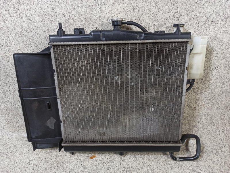 Радиатор основной Nissan Cube BGZ11 CR14DE 2003