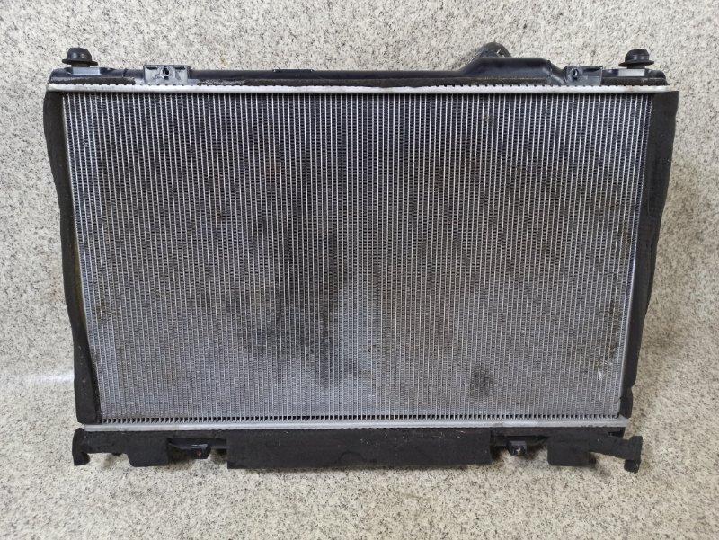 Радиатор основной Toyota Crown GRS180 4GR-FSE 2009