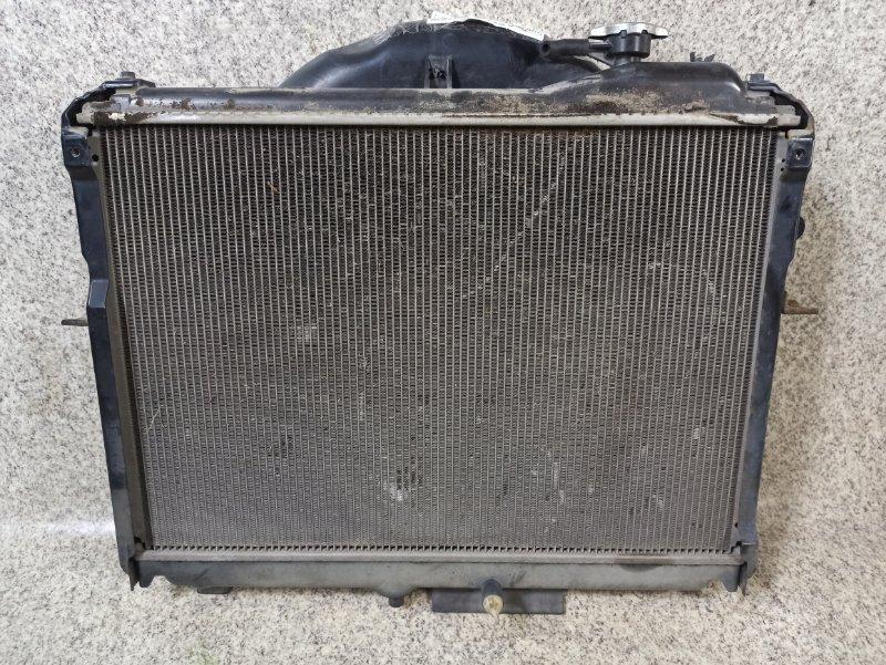 Радиатор основной Mazda Bongo SKF2T RF 2007
