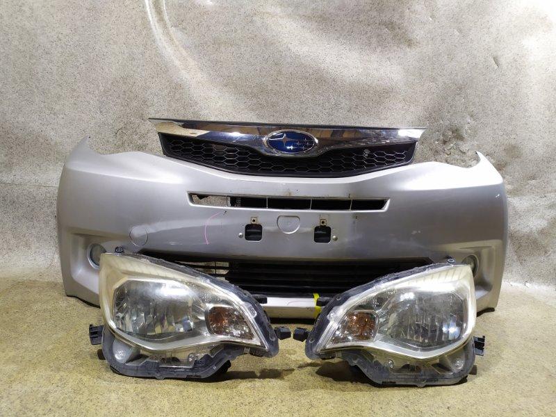 Nose cut Subaru Trezia NCP120 1NR-FE 2012 передний