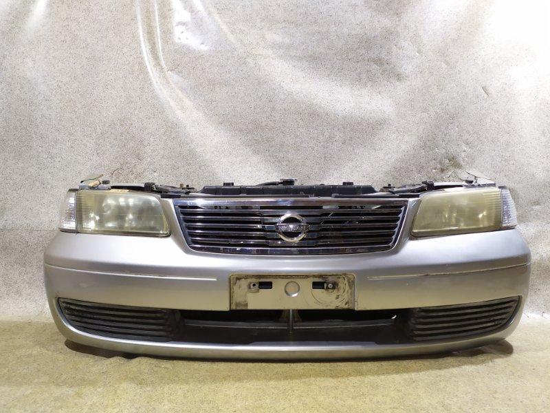 Nose cut Nissan Sunny FB15 QG15DE 2003