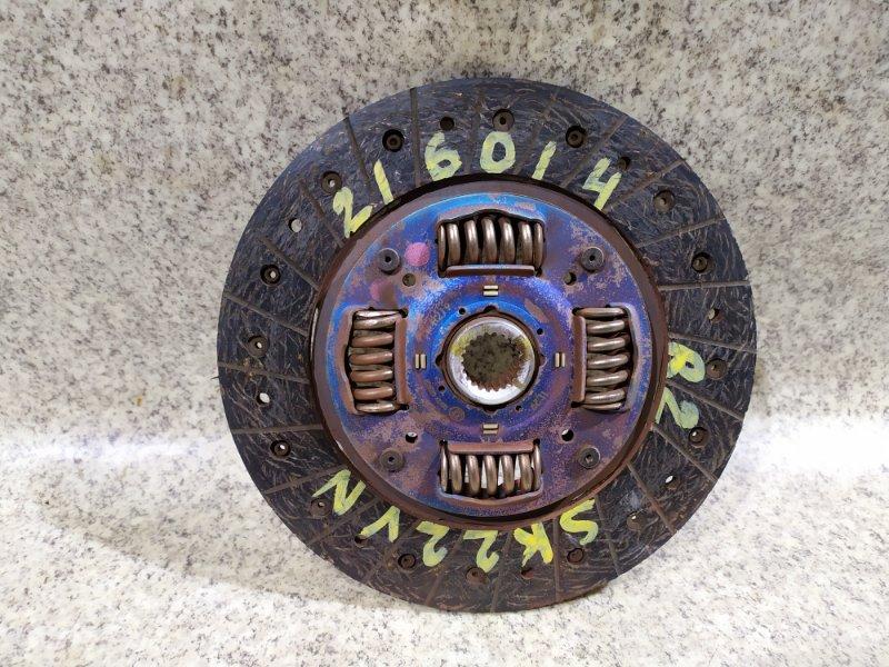 Диск сцепления Nissan Vanette SK22VN R2