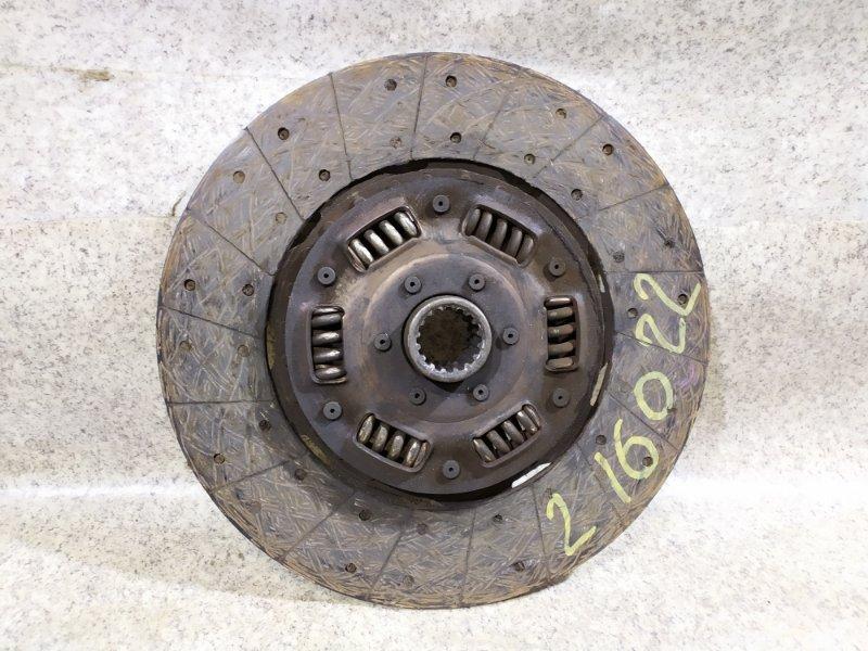 Диск сцепления Isuzu Gigamax CVR70F 8PD1