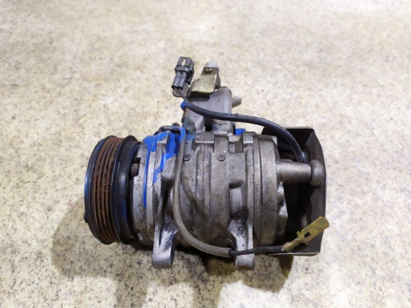 Компрессор кондиционера Toyota Cami J100E HC-EJ