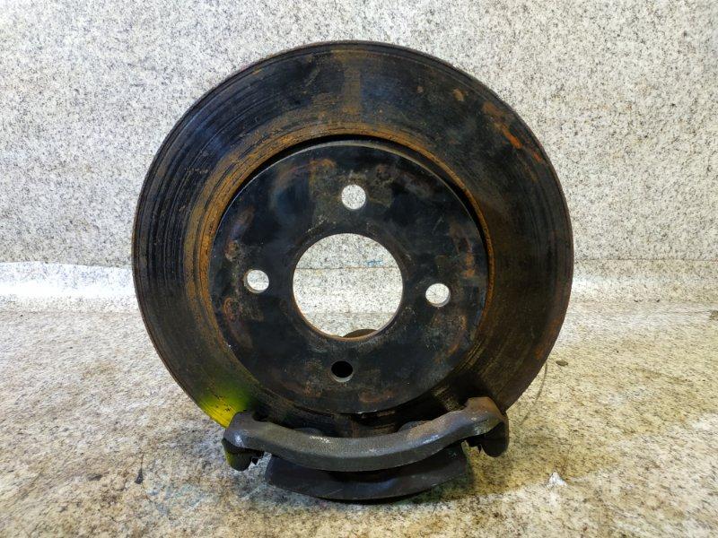 Тормозной диск Nissan Bluebird Sylphy G11 передний левый