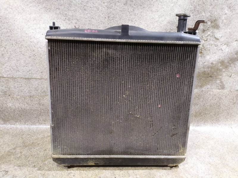 Радиатор основной Toyota Hiace Regius LXH49 5L