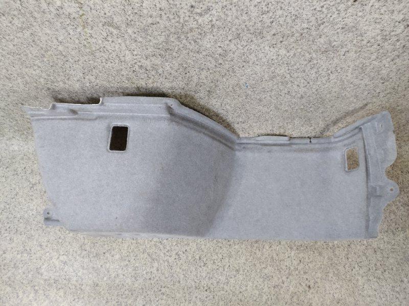 Обшивка багажника Toyota Harrier ACU30 задняя левая