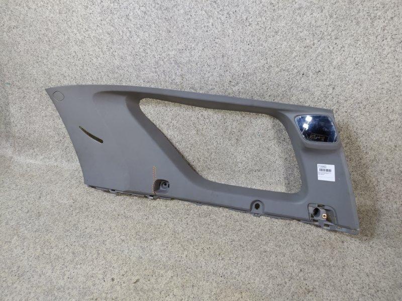 Обшивка багажника Toyota Hilux Surf TRN215 задняя правая верхняя
