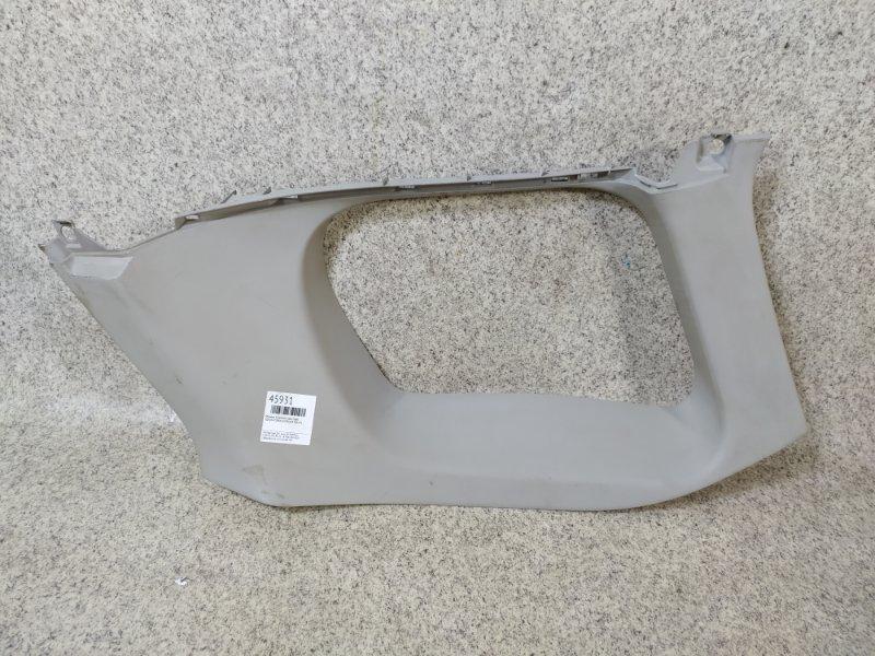 Обшивка багажника Toyota Corolla Fielder NZE141 задняя правая