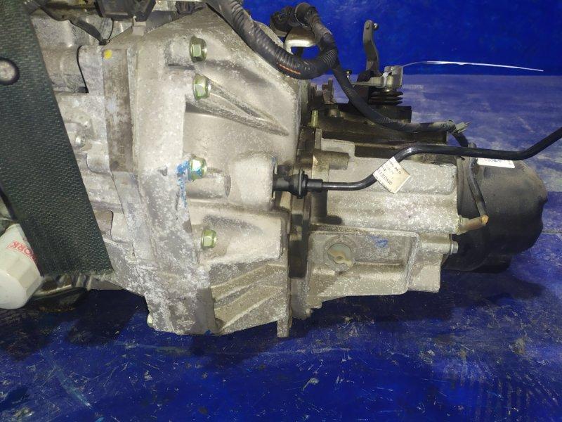 Мкпп Nissan Note ZE11 HR16DE 2009