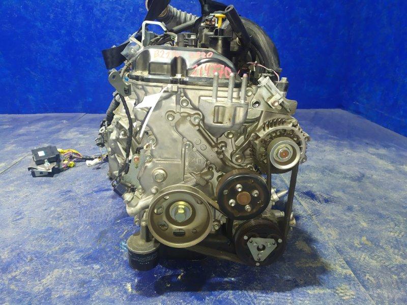 Двигатель Nissan Dayz B21W 3B20 2013