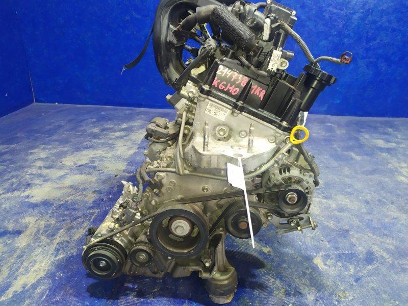 Двигатель Toyota Iq KGJ10 1KR-FE 2009