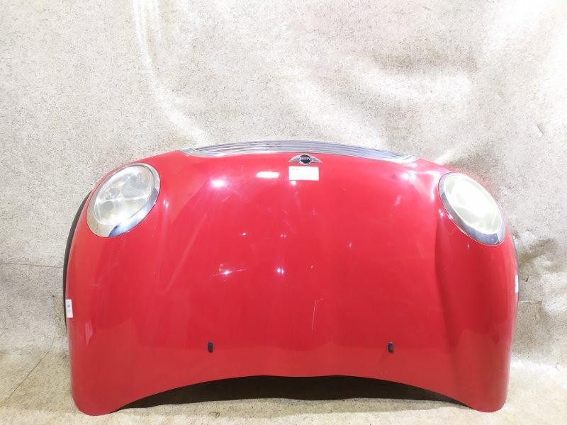 Капот Mini Hatch R50 2002 передний