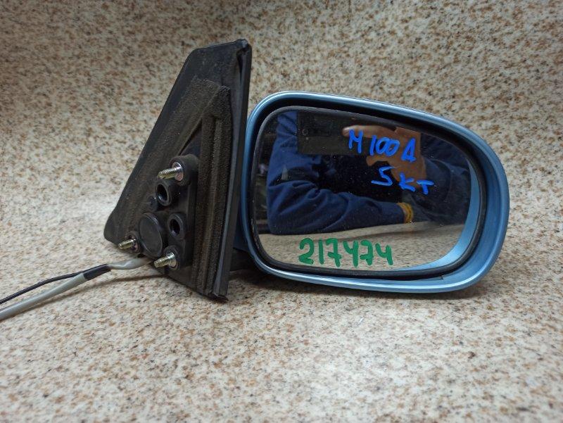 Зеркало Toyota Duet M100A переднее правое