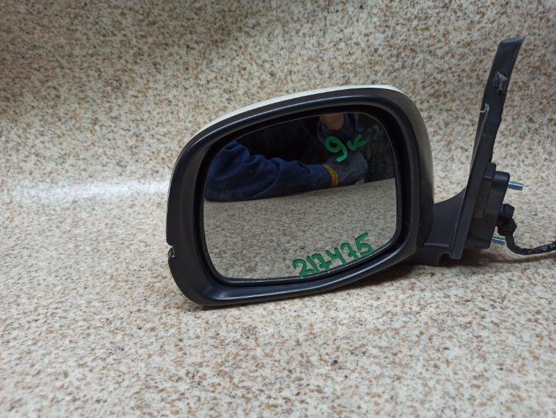 Зеркало Honda N-One JG1 2015 переднее левое