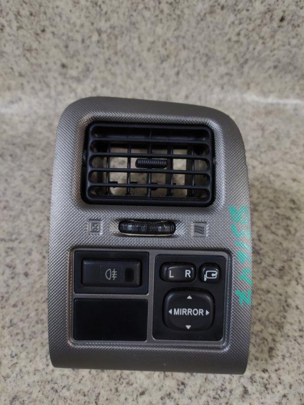 Блок управления зеркалами Toyota Caldina AT211