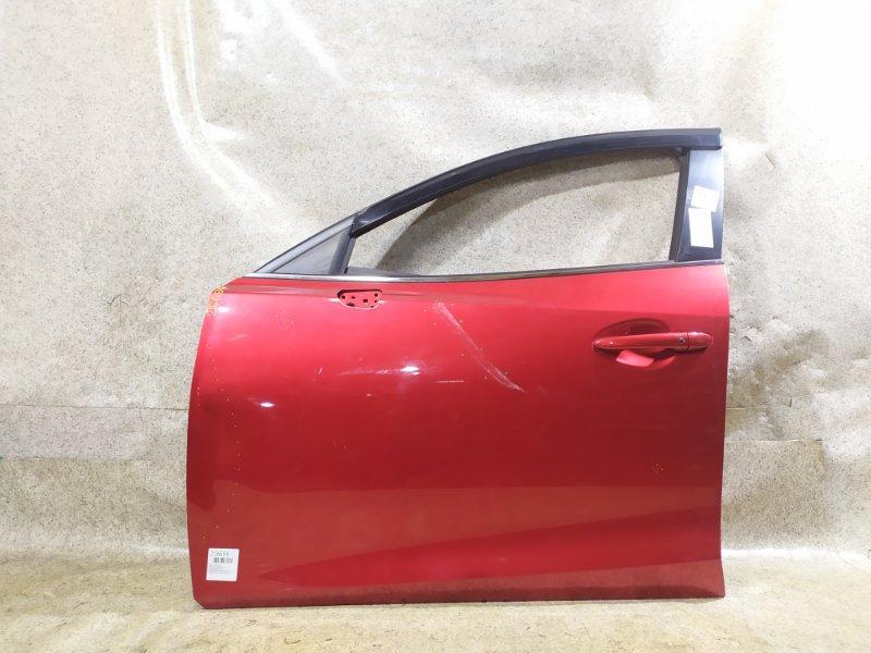 Дверь Mazda Axela BM2FS 2015 передняя левая
