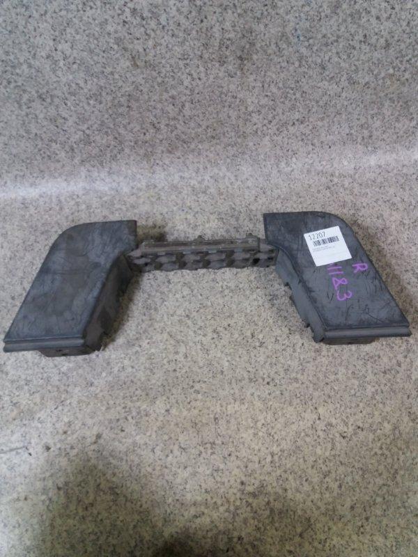 Подножка Mitsubishi Canter FB511 задняя правая #531183