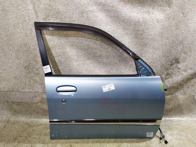 Дверь Toyota Duet M100A 2002 передняя правая
