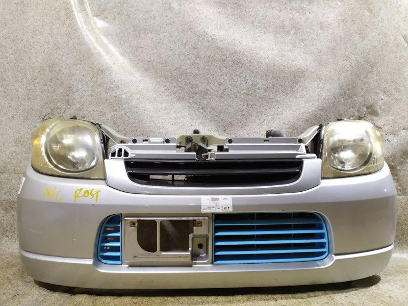 Nose cut Suzuki Kei HN22S K6A 2002 передний