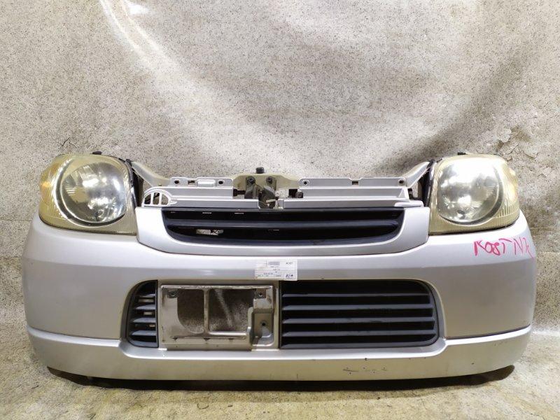 Nose cut Suzuki Kei HN22S K6A 2005 передний