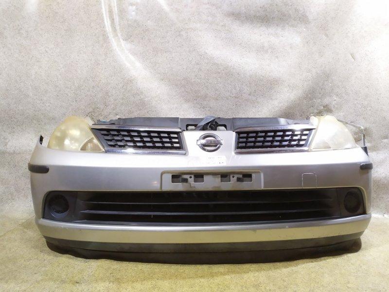 Nose cut Nissan Tiida C11 HR15DE